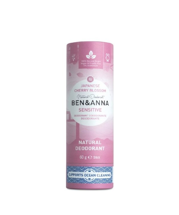 "Deodorante naturale per ascelle in stick ""Japanese"""