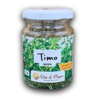 """Timo spezia, erba aromatica,12 g, """"Erbe di Mauro"""""""
