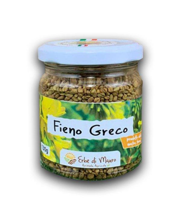 """Semi di fieno greco, 130 g, """"Erbe di Mauro"""""""