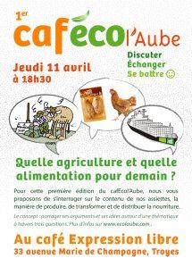 1er cafecolaube - agriculture et alimentation