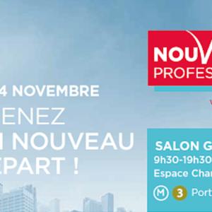 SALON NOUVELLE VIE PROFESSIONNELLE – PARIS