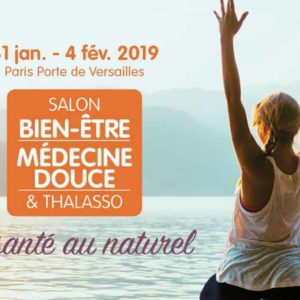 SALON MEDECINE DOUCE 2019 – PARIS