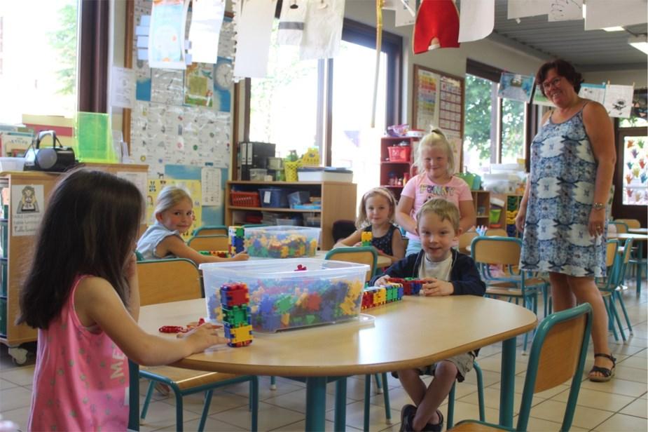 Retour à l'école pour les élèves de maternelles ce 2 juin