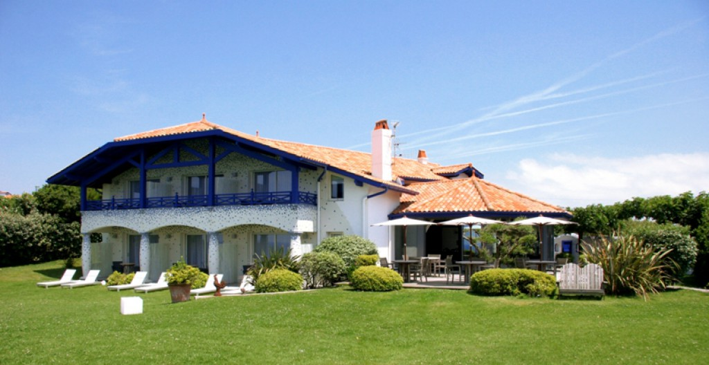 hotel villa arche