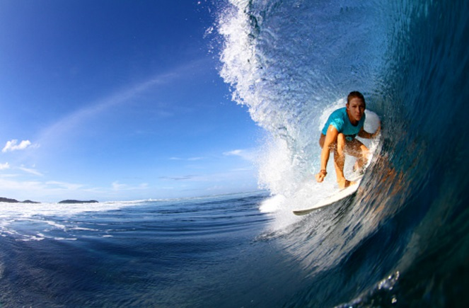 surf barel