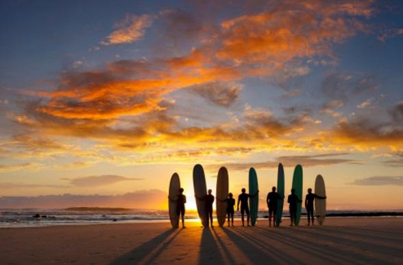 surf coucher soleil 2