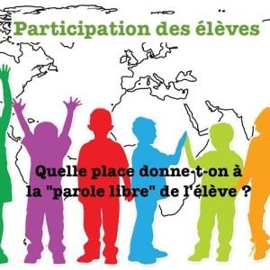 Participation des élèves à l'école