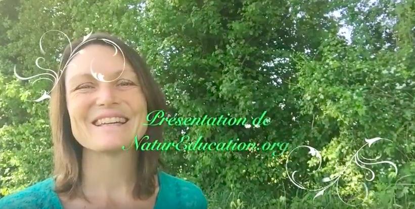Vidéo Présentation NaturEducation - Vanessa Beauverd