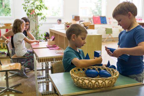 Article Le Temps Enseigner à l'école publique autrement - 2