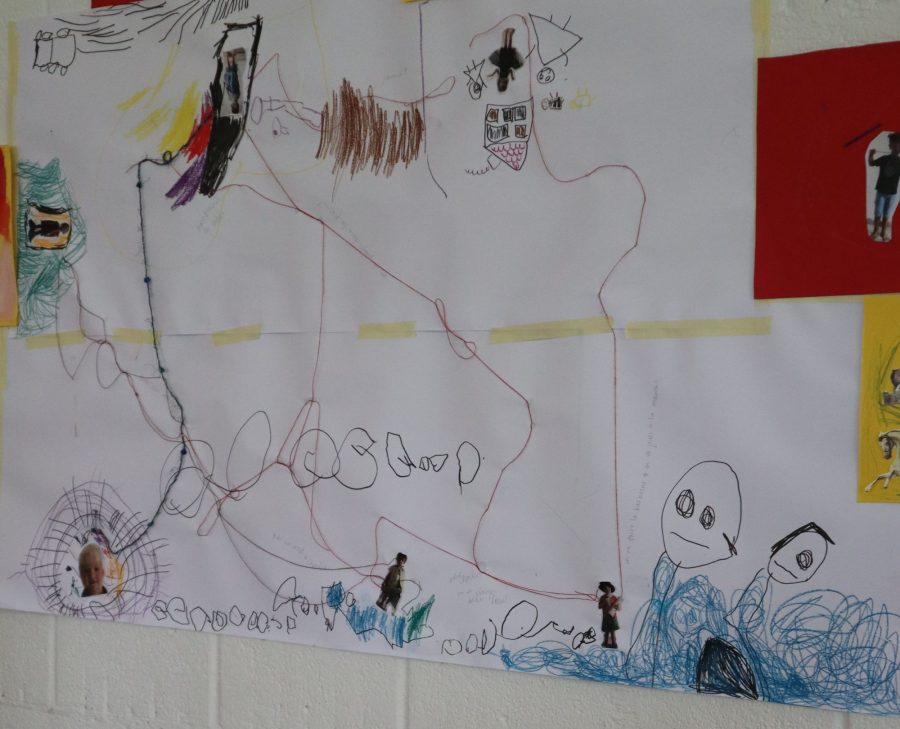 Espace Preschools - Projet communication - Ecoline - Reggio Emilia