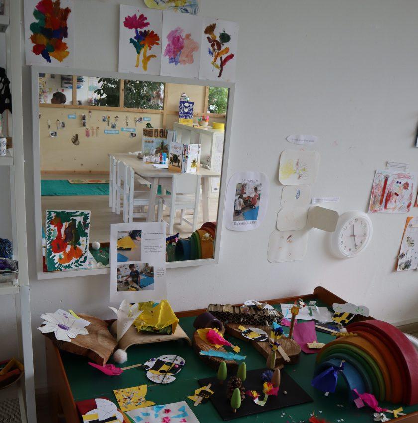 Espace Preschools - lecoline - Reggio Emilia