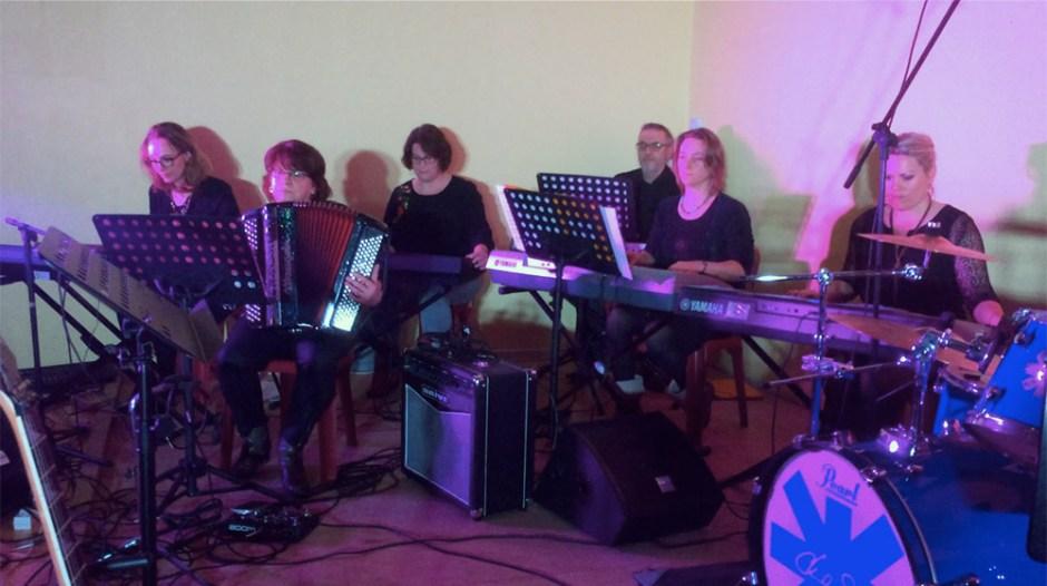 Le Groupe Adulte en concert