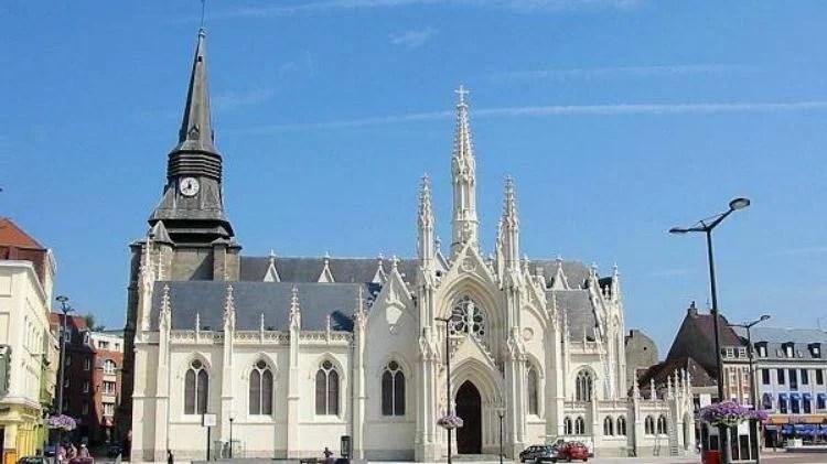 Photo de l'église de Roubaix