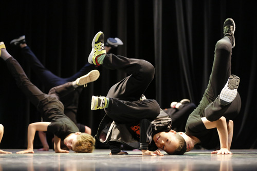 Breakdance - Le Chesnay