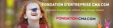 Logo Fondation CMA CGM