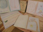 Cahier Dessin de Forme (photo)