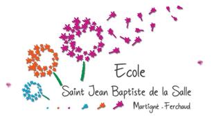 Ecole Saint Jean Baptiste de la Salle Logo