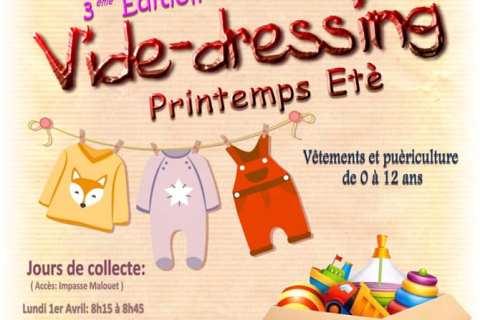 VIDE DRESSING 6 AVRIL