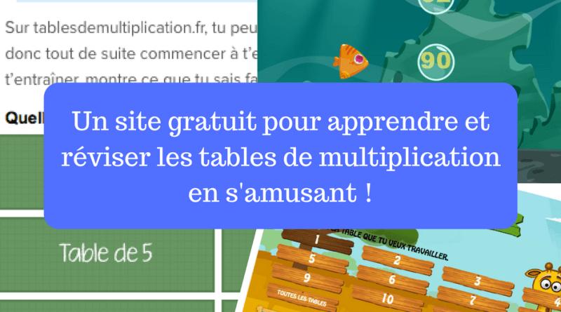 Multiplication archives ecole positive - Apprendre les tables de multiplication en s amusant gratuit ...