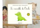 Le crocodile de l'école : apprendre, ça fait grandir (même un crocodile)