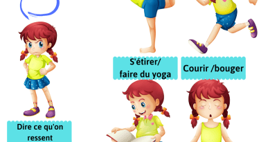 5 techniques anti-stress pour les enfants