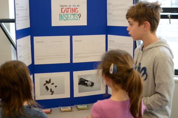 Science Fair 2018 Grades 6-8 French American School Of
