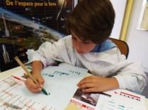 Histoire et calligraphie