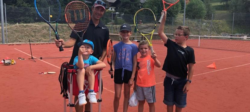 Camp de tennis + multisports