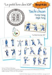 Taï Chi Forme 108 Yang : forme, Petit, Livre, Ecole, Tai-Chi-Chuan, Thierry, Stenger