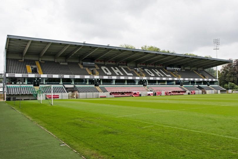 Eco-audit voetbalstadion Oud-Heverlee Leuven