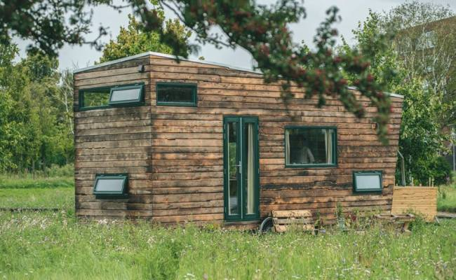 Onze Favo Tiny Houses In Nederland Eco Lifestyle Guide