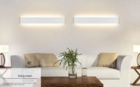 Wall Lighting Ideas For Modern Interiors Living Room Ecolight India Lights And Luminaries Showroom At Angamaly