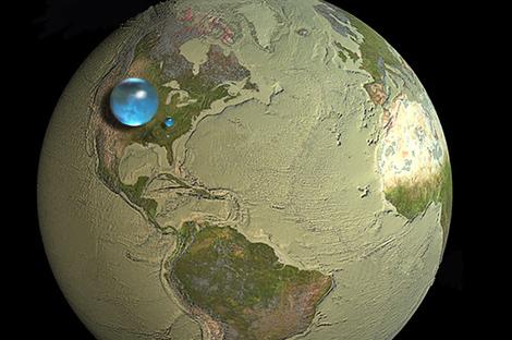 Agua accesible en el mundo