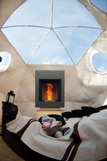 Iglu-dorf Dome