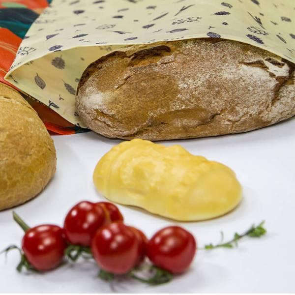 Voskové vrecko na chlieb – VčeloVak