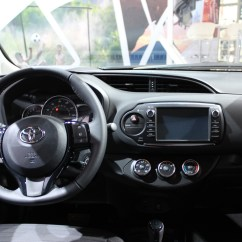 Interior New Yaris Trd 2018 Grand Veloz 1.5 Toyota 7 Ecolodriver