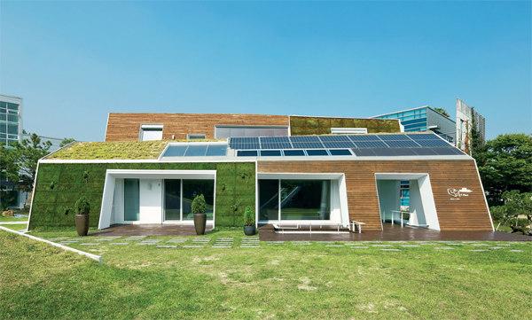 Casas ecolgicas y econmicas ideas para construir una
