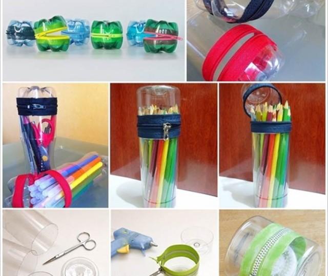 Imagenes con ideas para reciclar botellas de plstico muy