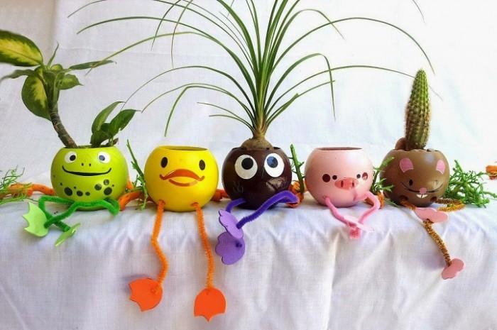 Ideas para hacer adornos con reciclaje para decoracin