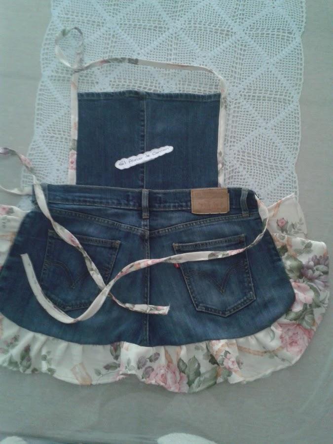 Varias formas de reciclar jeans fuera de uso Customizado