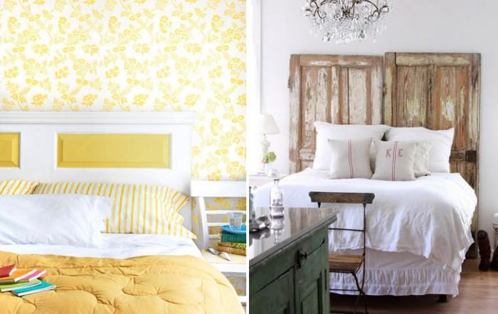 Ideas para hacer muebles reciclados  cama con palets