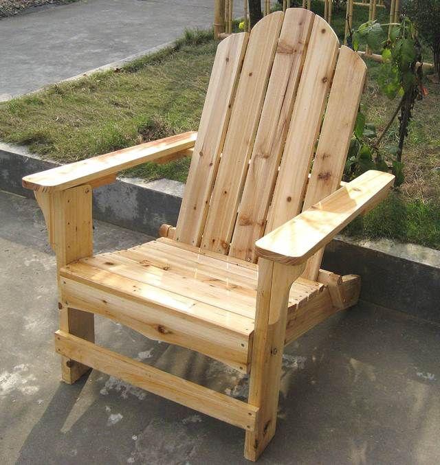diy adirondack chair plans wheelchair equipment ideas super originales para hacer sillas con palets reciclados   ecología hoy