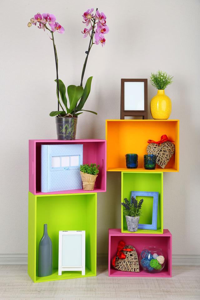Ideas para la casa de decoracin con cosas recicladas