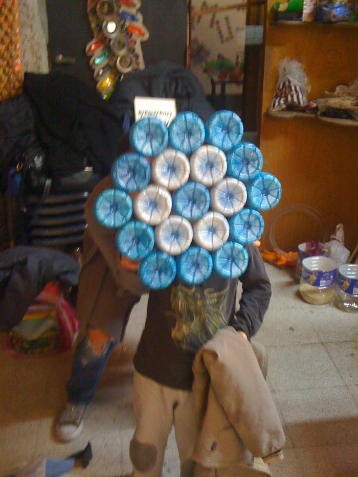 Originales ideas para hacer escarapelas recicladas en casa  Ecologa Hoy