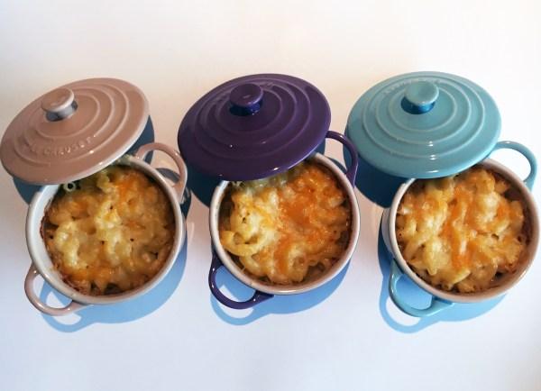 Mini Macaroni Cheese