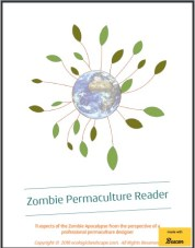 image: this book answers What is a zombie apocalypse?