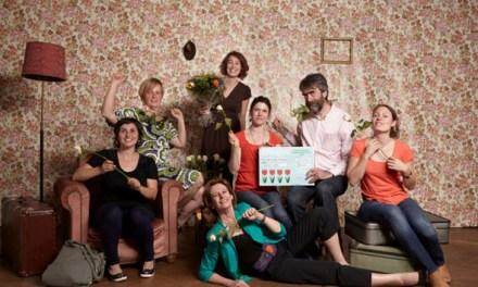 Repair Café ontvangt Prijs voor het Vrijwilligerswerk 2014