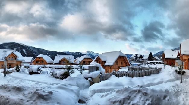 Vakantiedorp St. Martins Chalets – Droomvakantie in Oostenrijk
