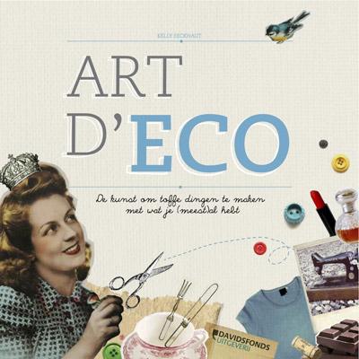 Art-dEco - DIY Boek van Kelly Eeckhaut