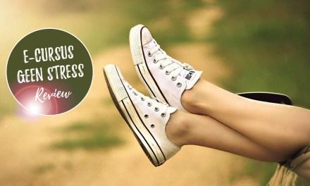 Nooit meer zorgen of stress – review cursus
